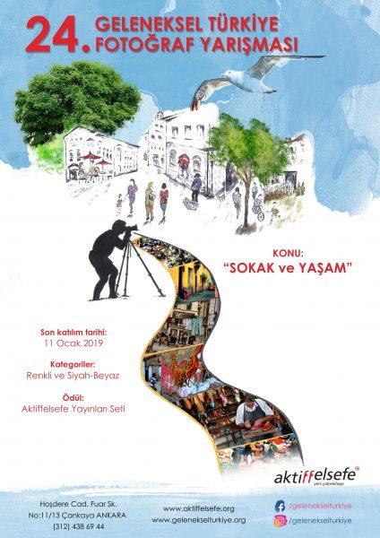 GT24FY - Sokak ve Yasam - Afis