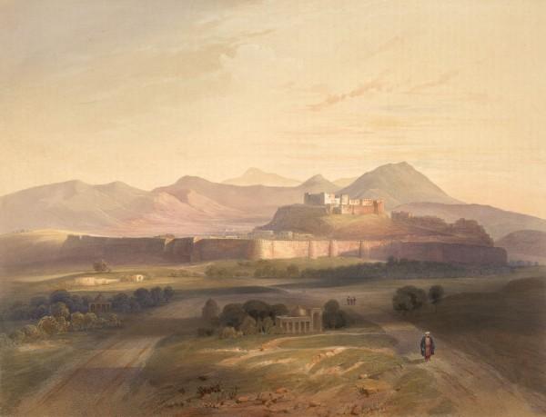 Ghazni_City_during_1839-42